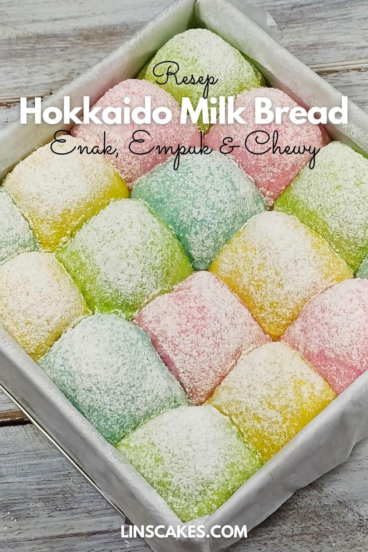 Resep Hokkaido Milk Bread Yang Enak Empuk Dan Chewy Resep Roti Resep Pai Minuman Coklat Panas