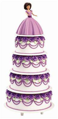 WiltonR Quinceanera Tower Cake