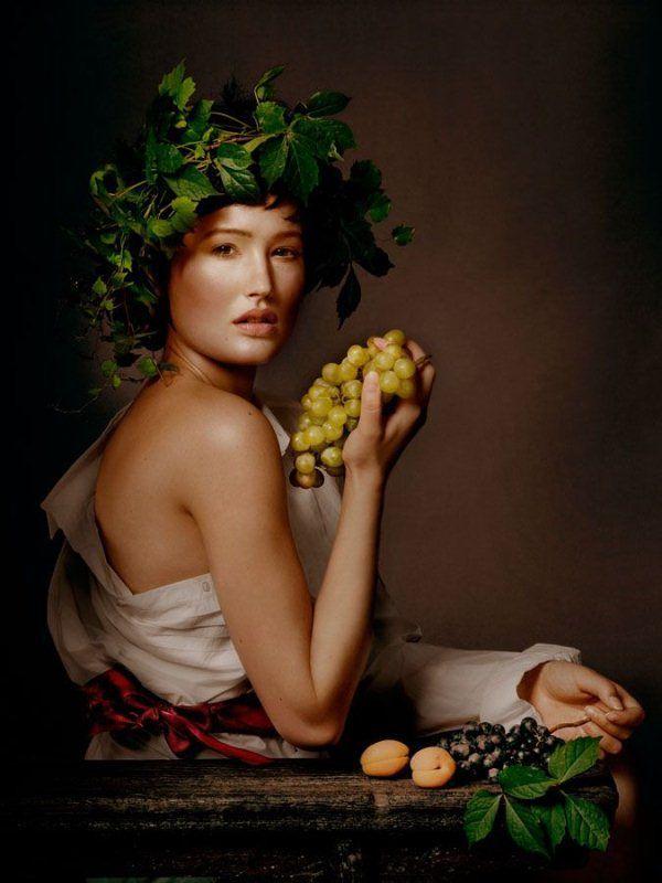 Faux Renaissance Portraits by Josef Fischnaller | Photography ...