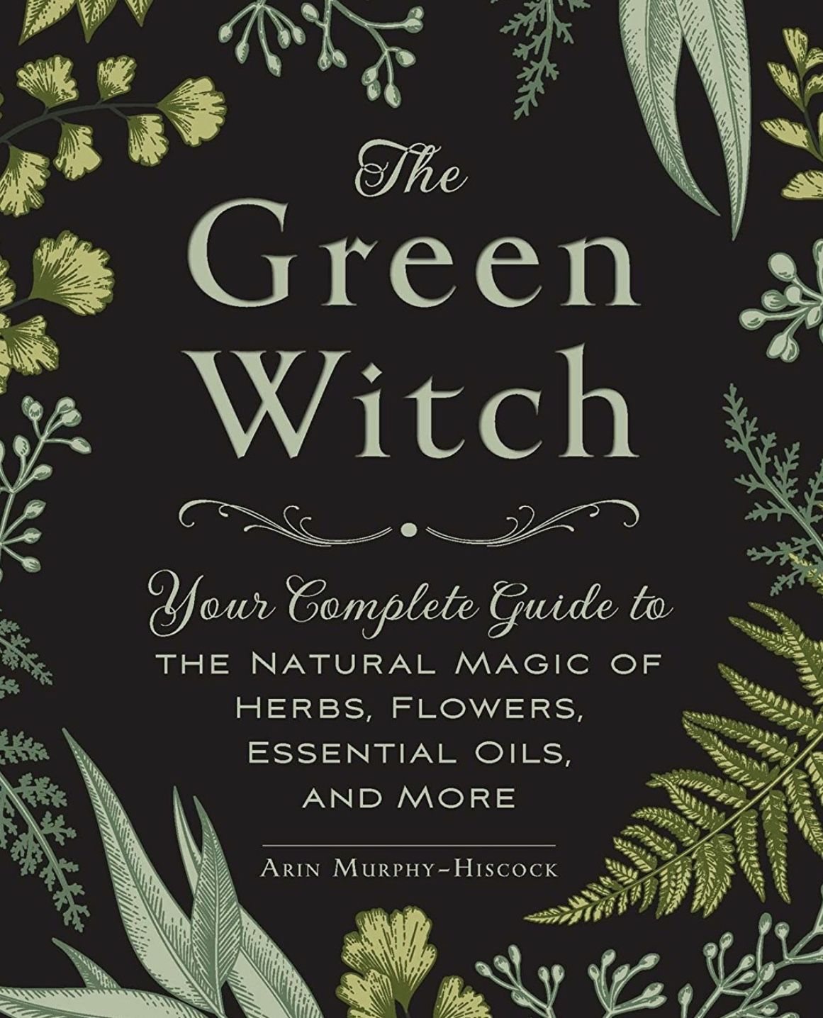 The Green Witch Book Series