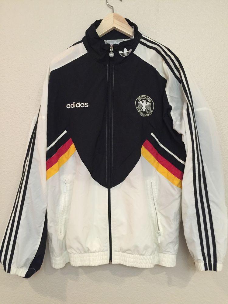 adidas vintage germany jacket
