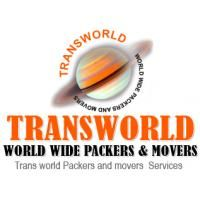 Transworld World Wide Packers and Movers. is a leading name in Packers and Movers Company. As an enthusiastic part of service industry Transworld World Wide Packers and Movers is devoted to come up wi...