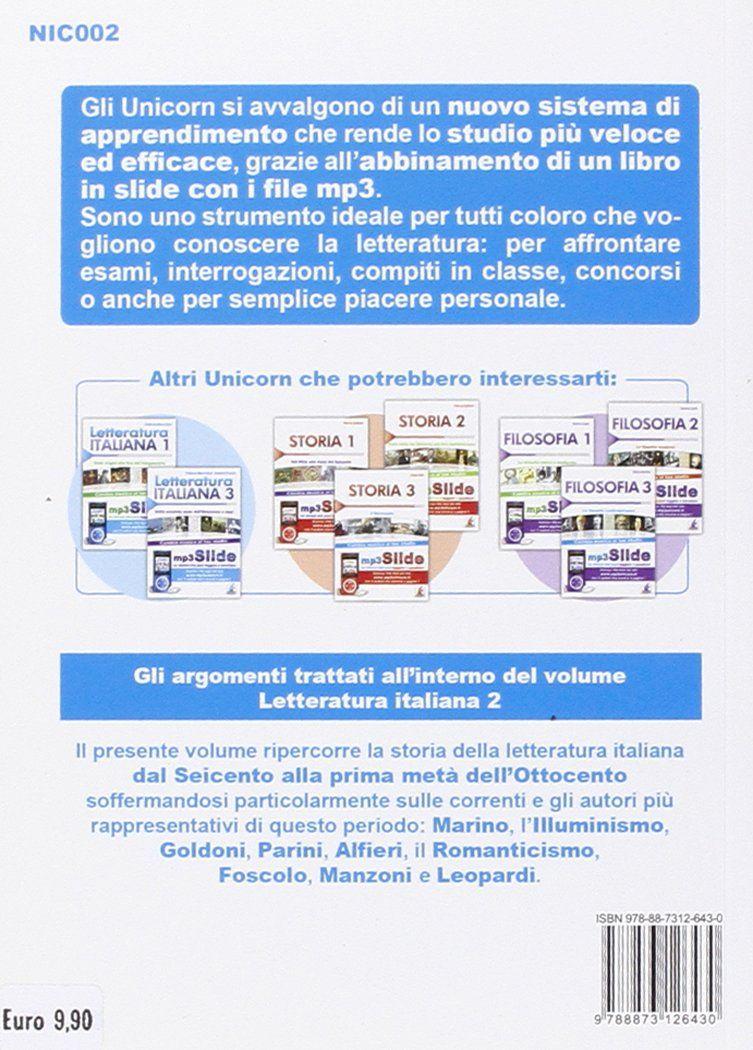 Letteratura Italiana Riassunto Da Leggere E Ascoltare Con File Mp3 2 Riassunto Da Letteratura Italiana Letteratura Leggende Storia Della Letteratura