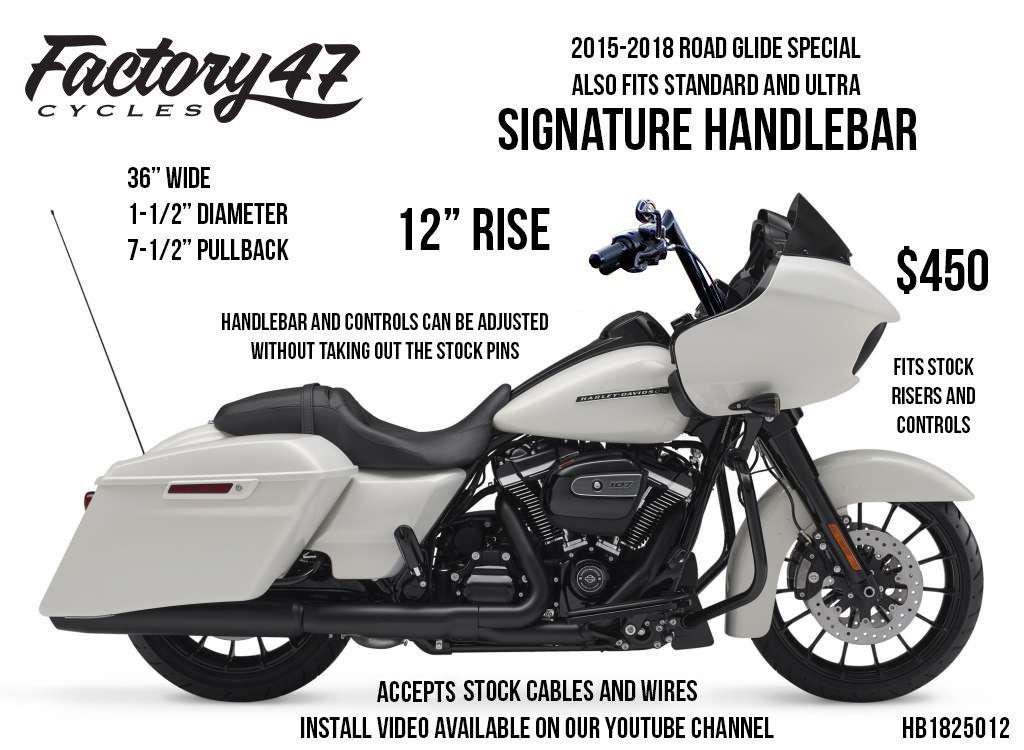 Signature Handlebar 12 Jpg Road Glide Custom Road Glide Harley Davidson Road Glide