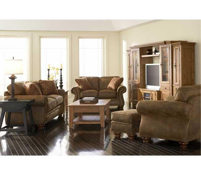 Laramie 5081 Sofa Group In Stock Broyhill
