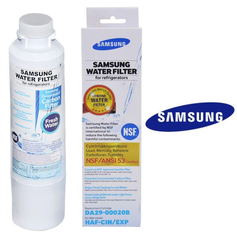 samsung da2900020b water filter 1pack hafcinexp
