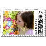 #Flower #Photo #Template stamps from #Ricaso