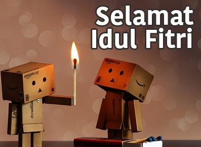 Gambar DP BBM Ucapan Selamat Idul Firti Mohon Maaf Lahir