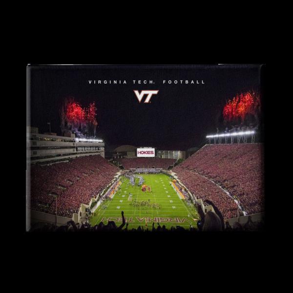 Virginia Tech Hokies Enter VT Football in 2020 Photo
