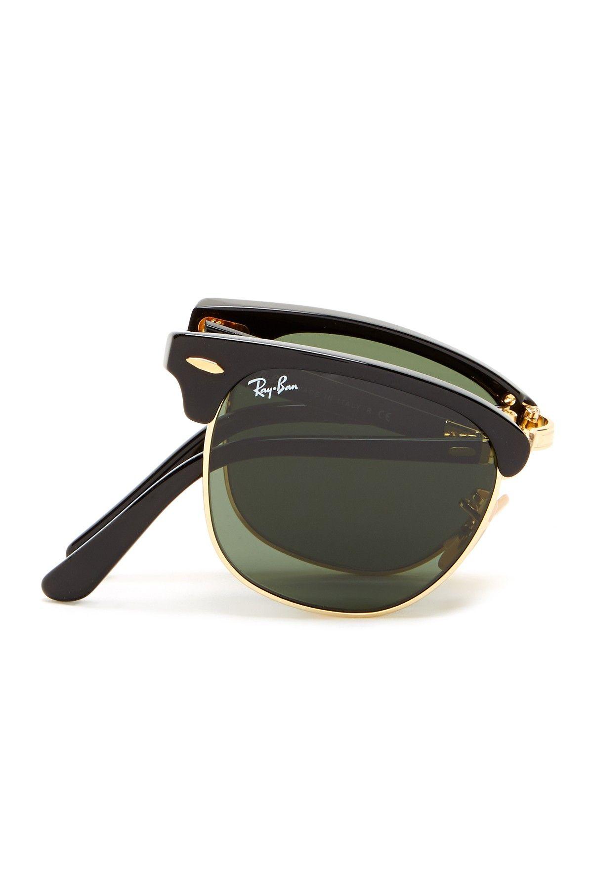 c9fdcbd2ba1 Ray-Ban Unisex Folding Metal Plastic Sunglasses