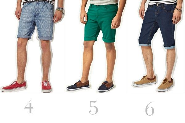 Mens Shorts For Summer - The Else