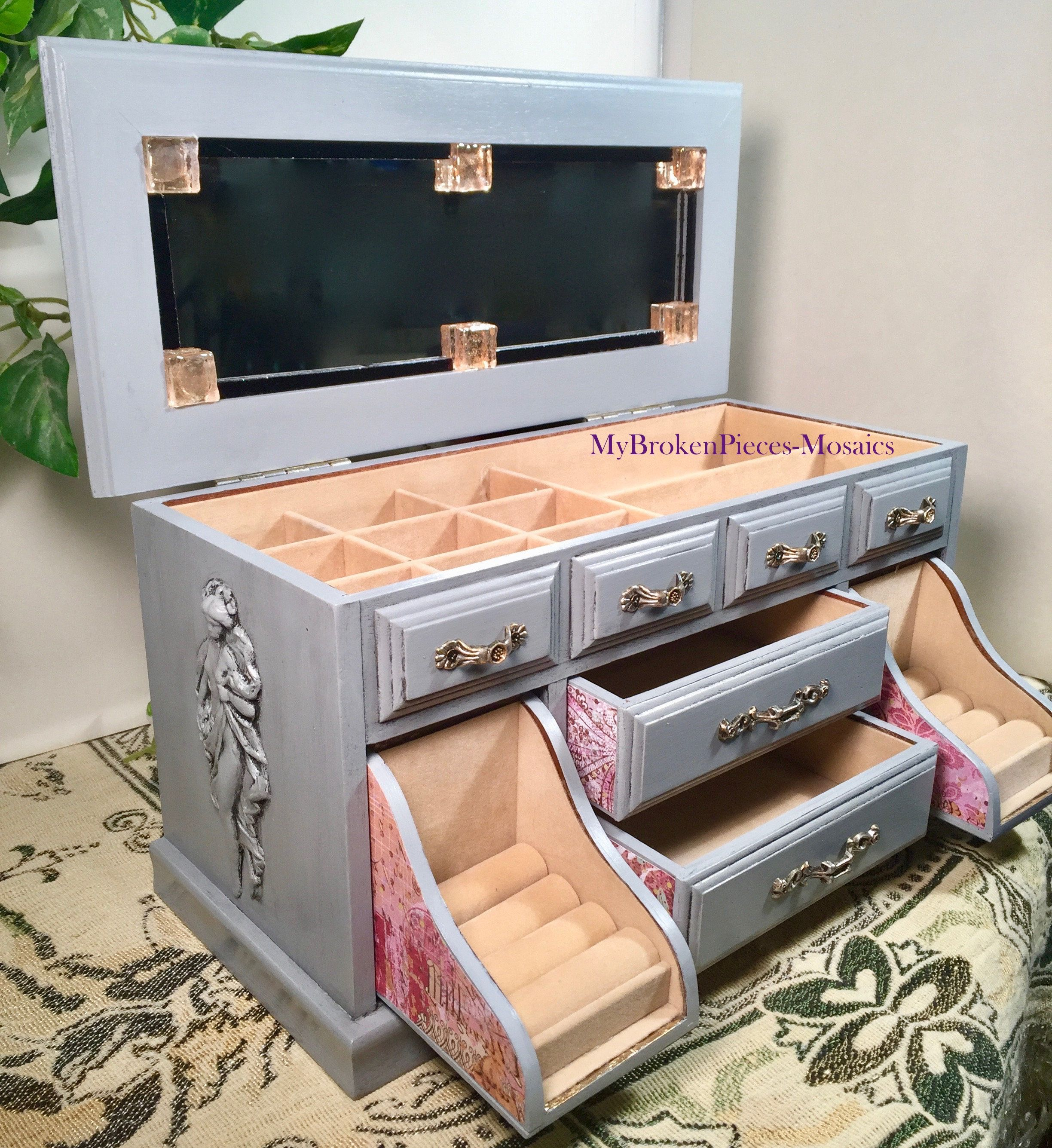 23+ What stores sell jewelry boxes info