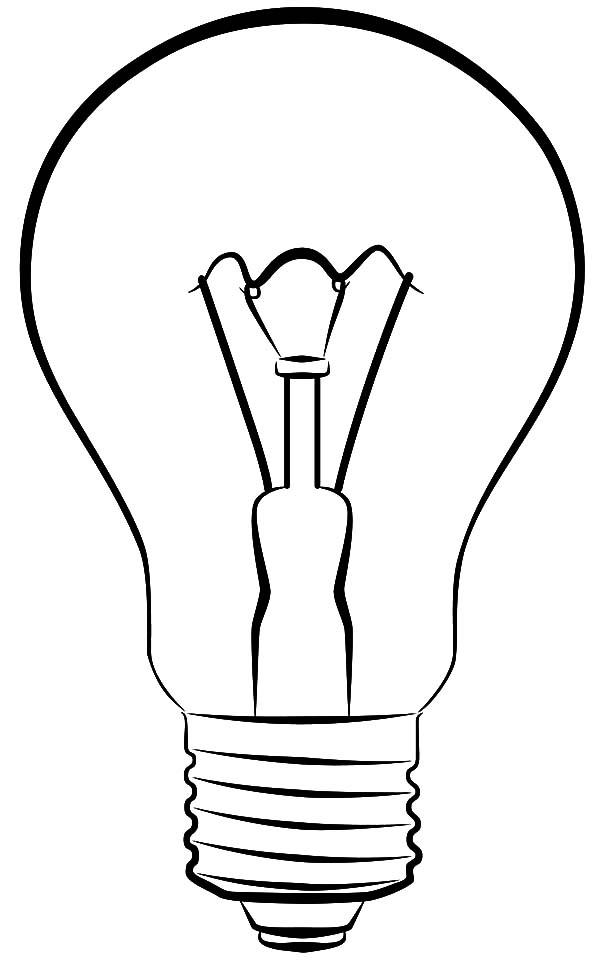 Light Bulb Coloring Page Unique Christmas Light Bulb Coloring Page Coloring Pages Minnie Mouse Coloring Pages Christmas Light Bulbs