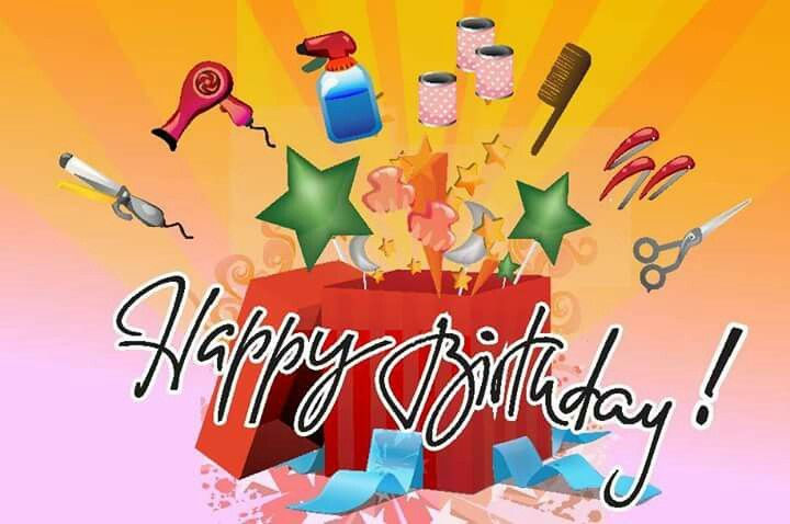 Happy birthday to a hair stylist birthday wishes pinterest happy birthday to a hair stylist bookmarktalkfo Images