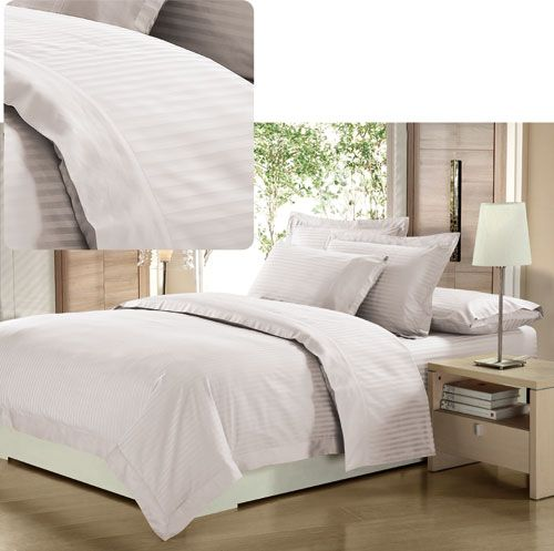 dobby jaquard elite 500 thread count 100 egyptian cotton 4piece sheet set