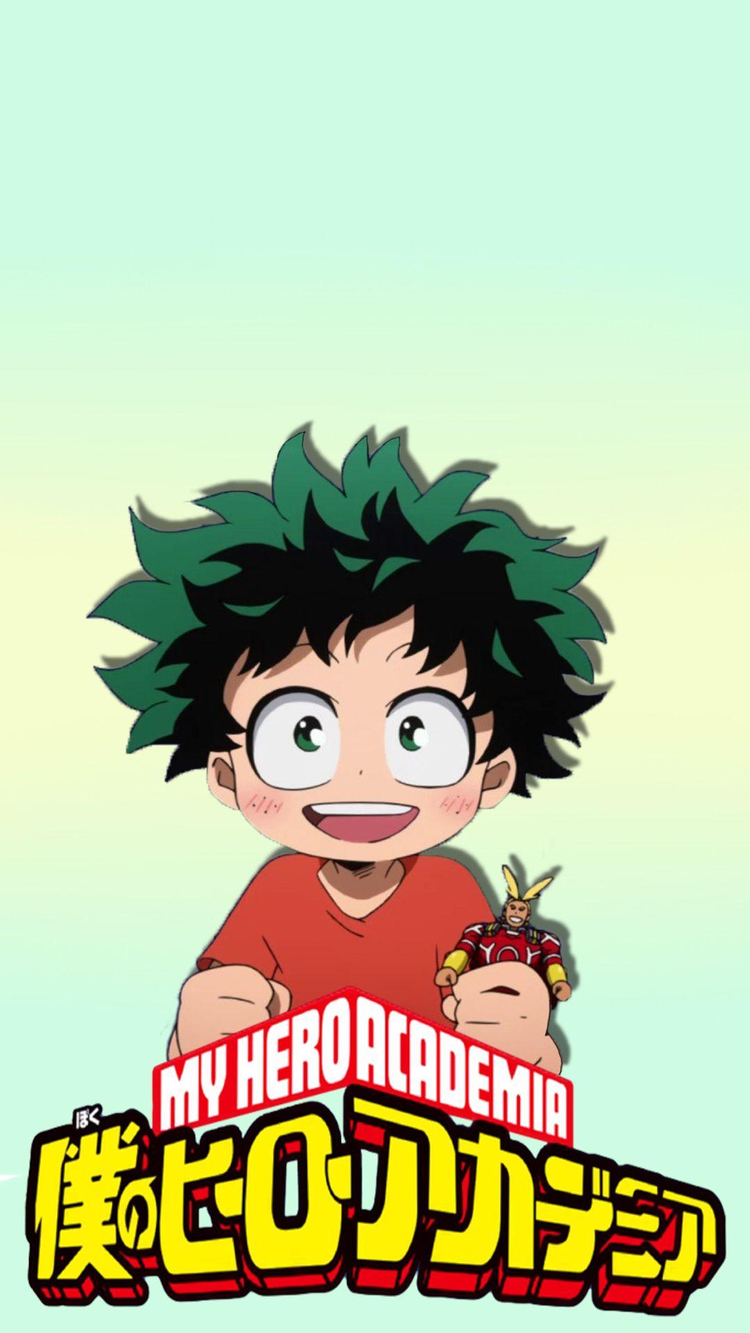 anime lockscreen Tumblr Anime, Izuku midoriya, Deku