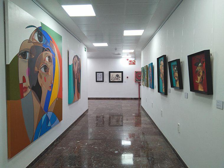 19 Dic 14 Mar Exposición Todos Mis Caminos Conducen Al Arte Del Artista Urbano Belin En El Espacio Joven Ibercaja Artistas Urbanos Artistas Exposiciones