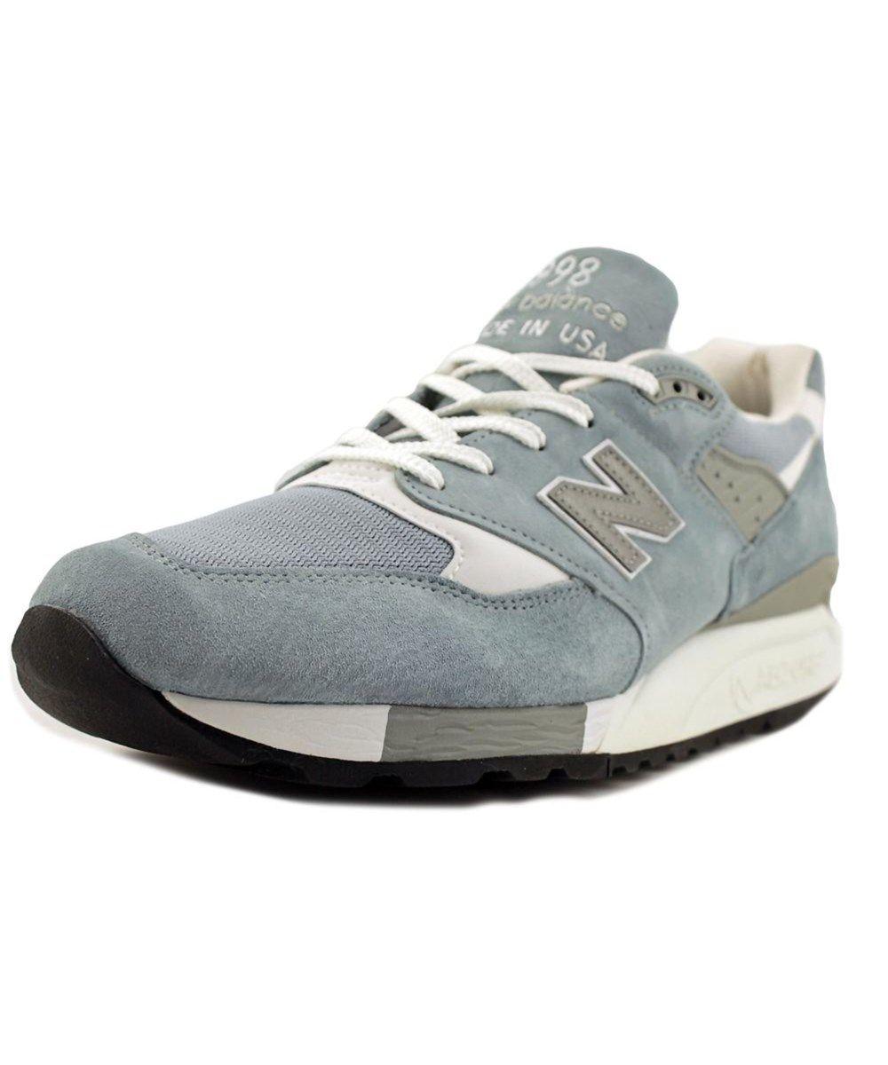 4998402623 NEW BALANCE New Balance M922 Men Round Toe Suede Running Shoe ...