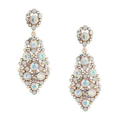 Red Herring Aurora Borealis Crystal Drop Earring At Debenhams Ie