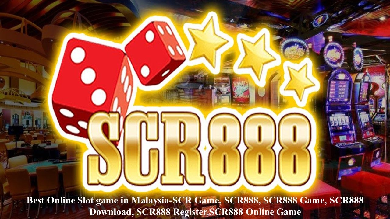 Scr888 game is the best online slot in Malaysia as it has