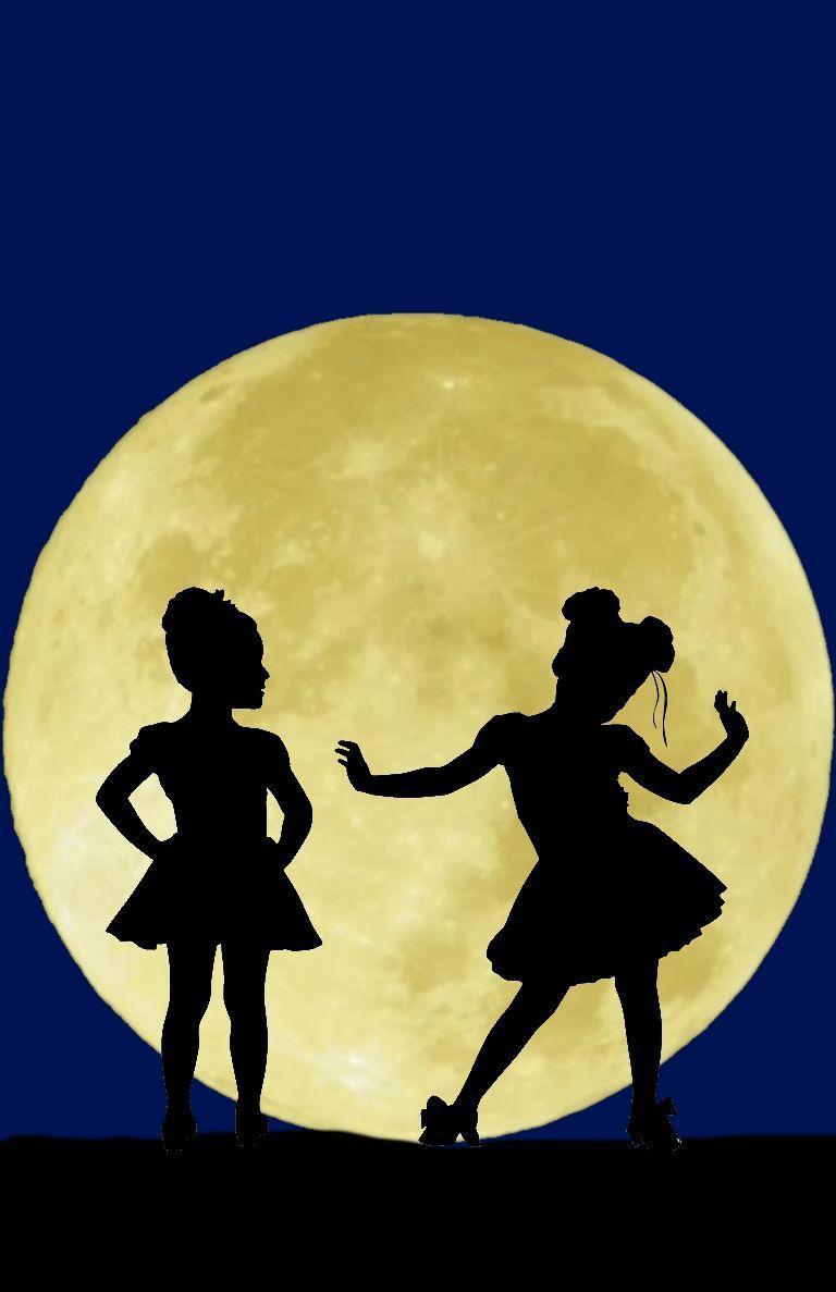 настоящее картинки танцы под луной нет