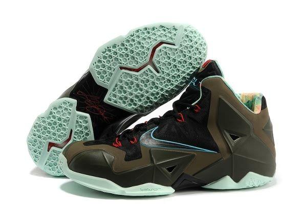 Nike LeBron 11 Armory Slate Basketball shoes