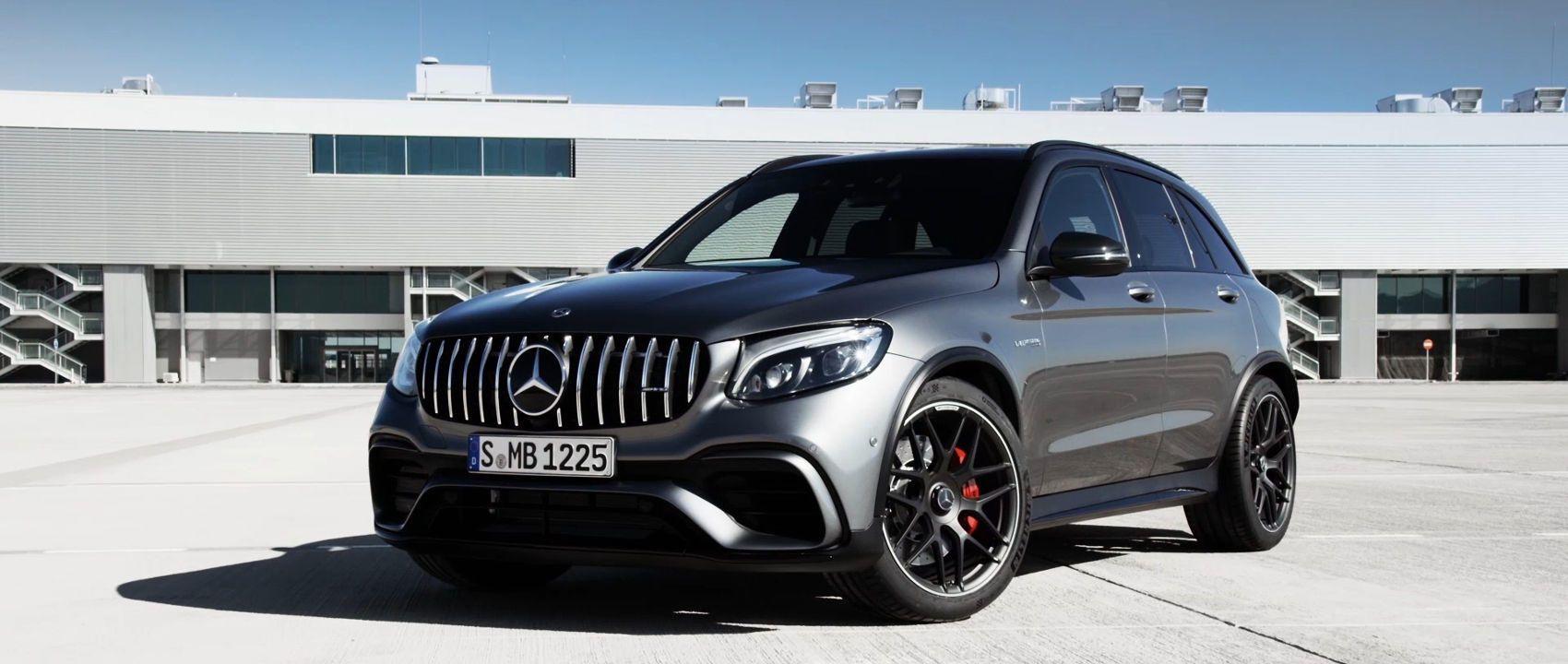 2018 Mercedes-Benz GLC: New AMG GLC63 Models, Price >> Mercedes Amg Glc 63 S 4matic Auto Mercedes Benz