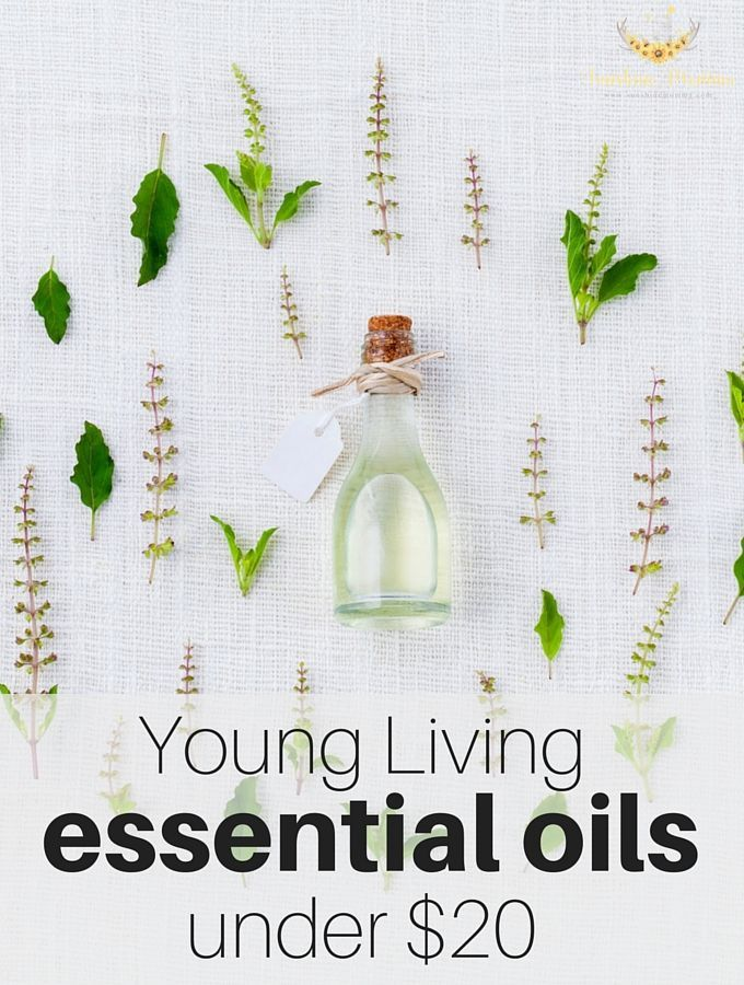 Essential oils can get really expensive. Especially if they are 100% pure like Young Living Essential Oils. Try out these oils for less than $20.