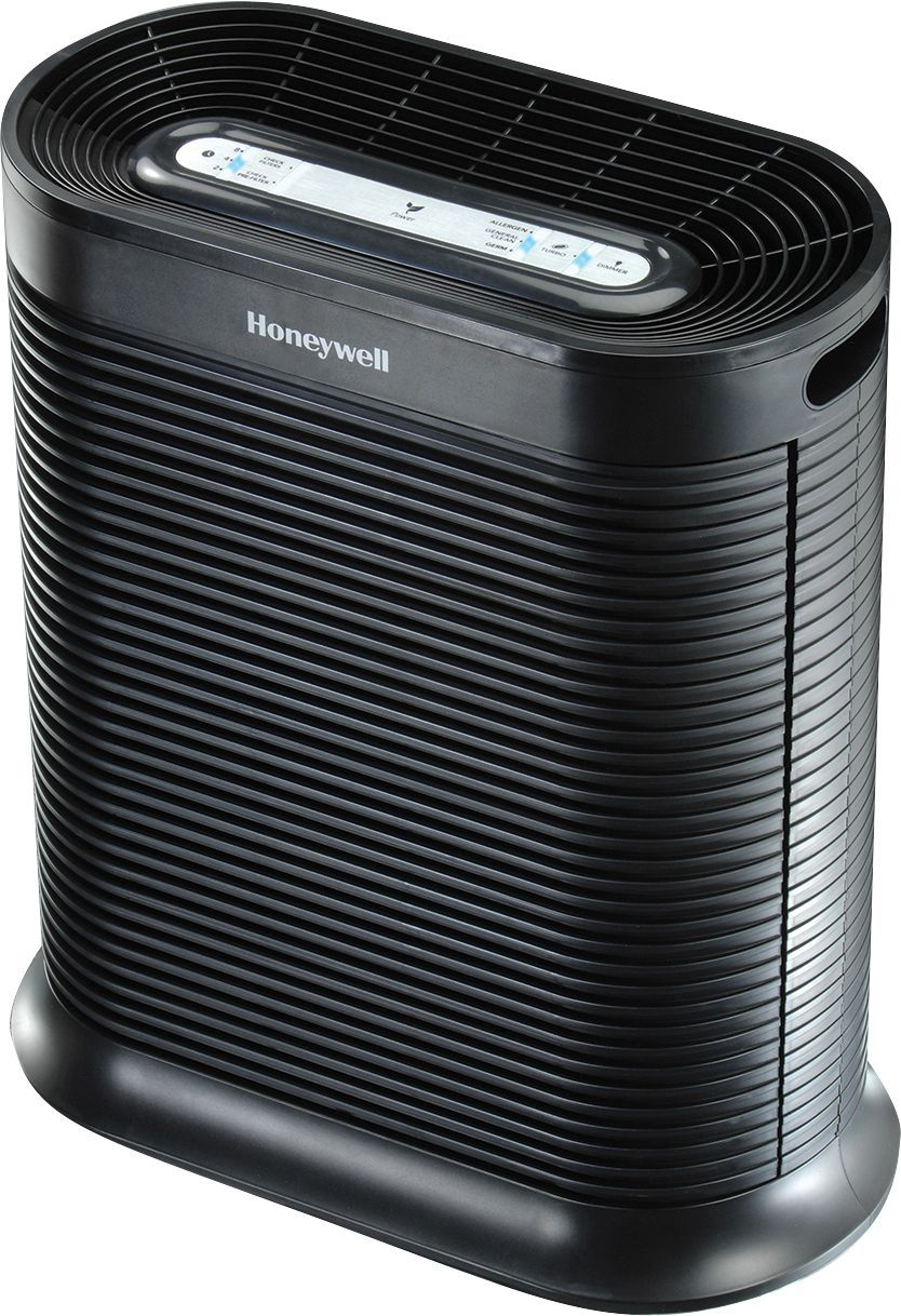 Honeywell Home True HEPA 465 Sq. Ft. Air Purifier Black