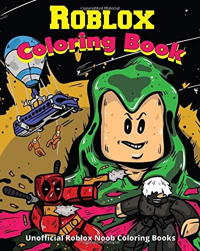 Roblox Coloring Book Coloring Books For Kids By Roblox Https
