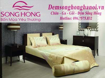 Chăn ga gối đệm Sông Hồng - nâng niu giấc ngủ