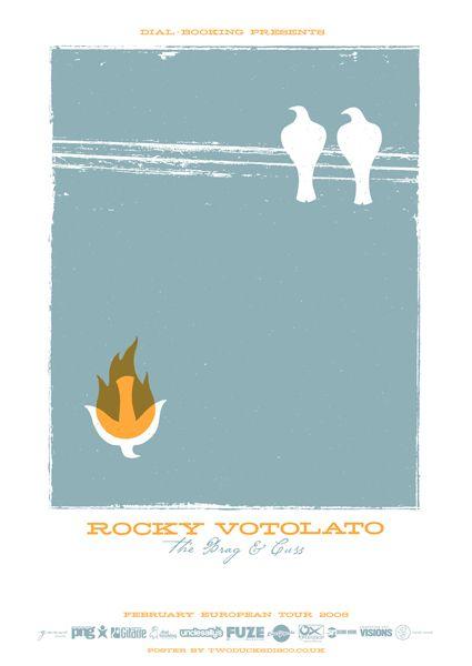 rocky votolato art alternative - brings in a new color