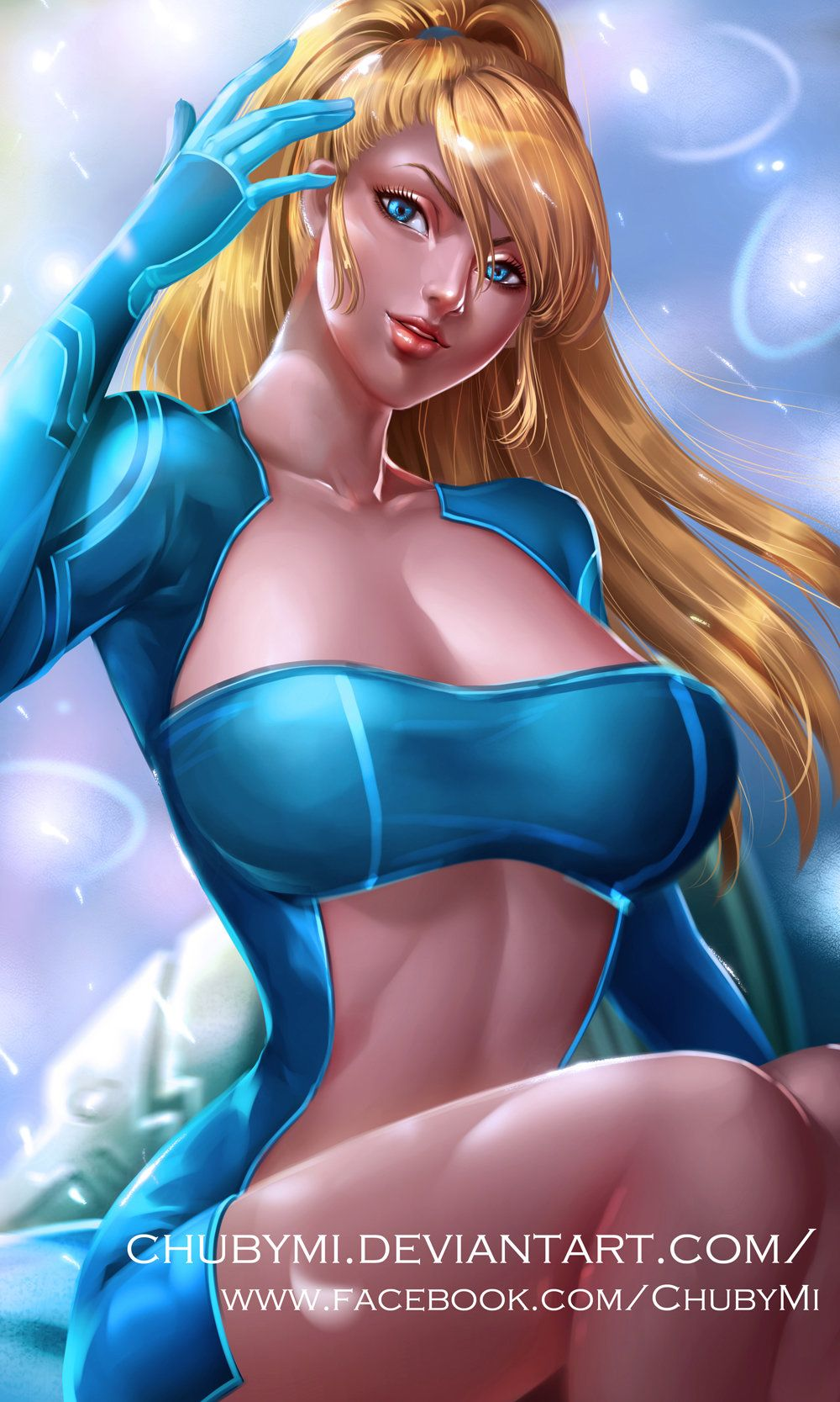 Xbooru boy girl audree jaymes big breasts black_7471