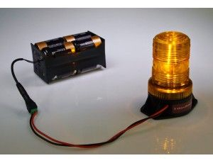 12v Dc Battery Power Supply 8 Cell Aa Battery Holder Led Power Supply 12v Led Strip Lights Battery Holder