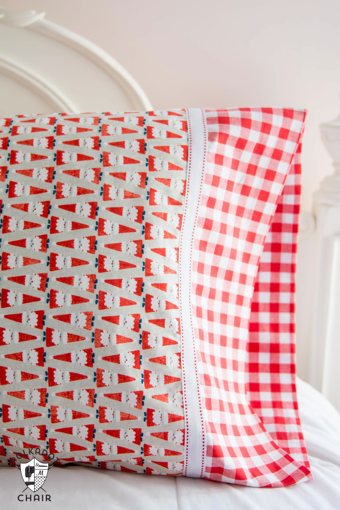 A quick and easy way to sew a pillowcase   Tela, Costura y Coser
