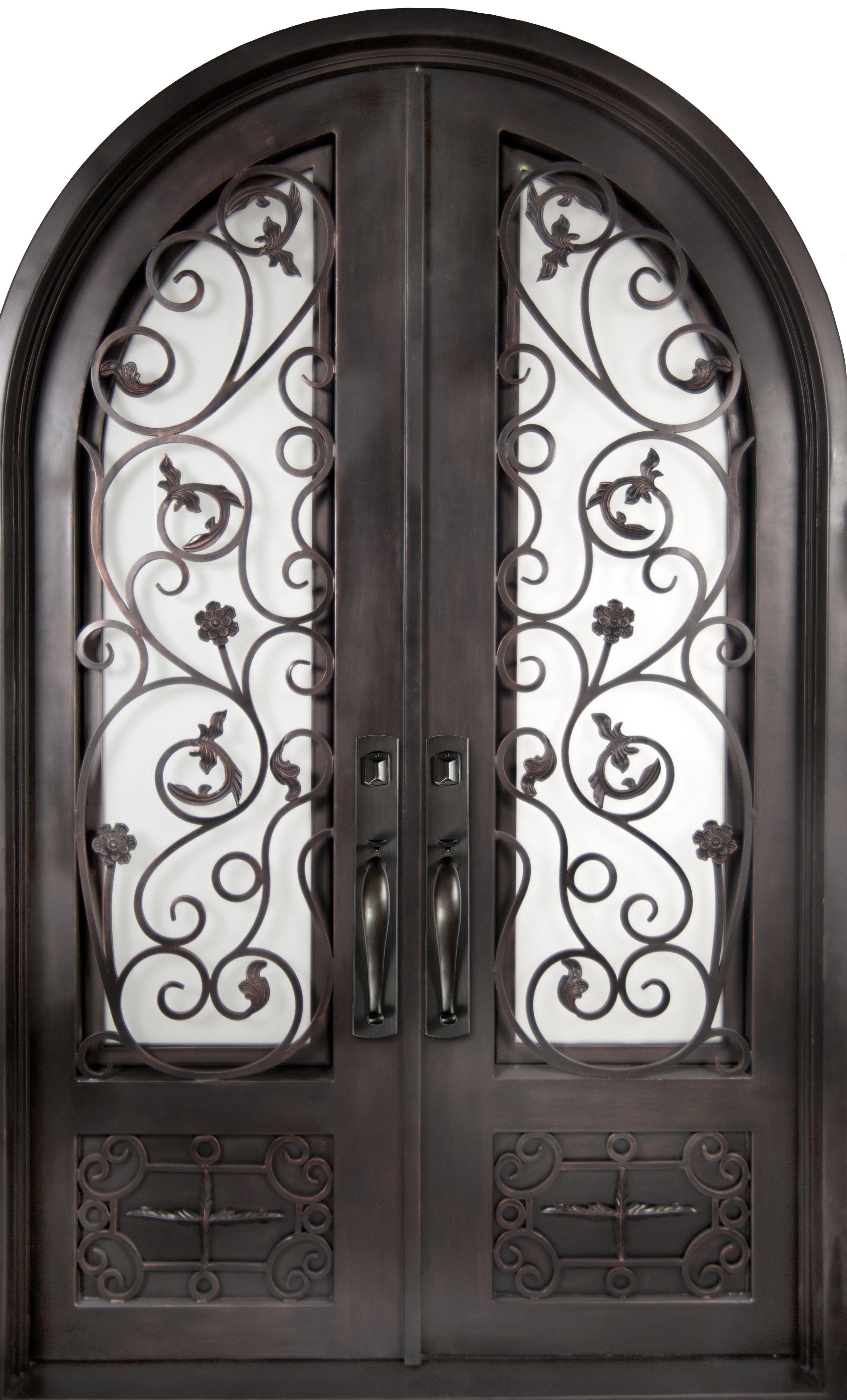 Iron Doors Unlimited Fero Fiore Iron Doors Wrought Iron