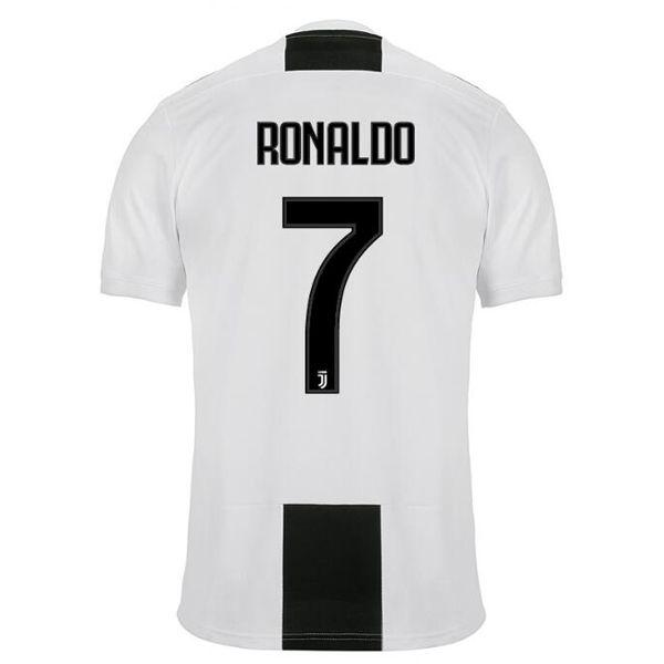 6ab58886adc Ronaldo Home Nuova Maglia Juventus 2018-2019 | magliacalcionegozio ...