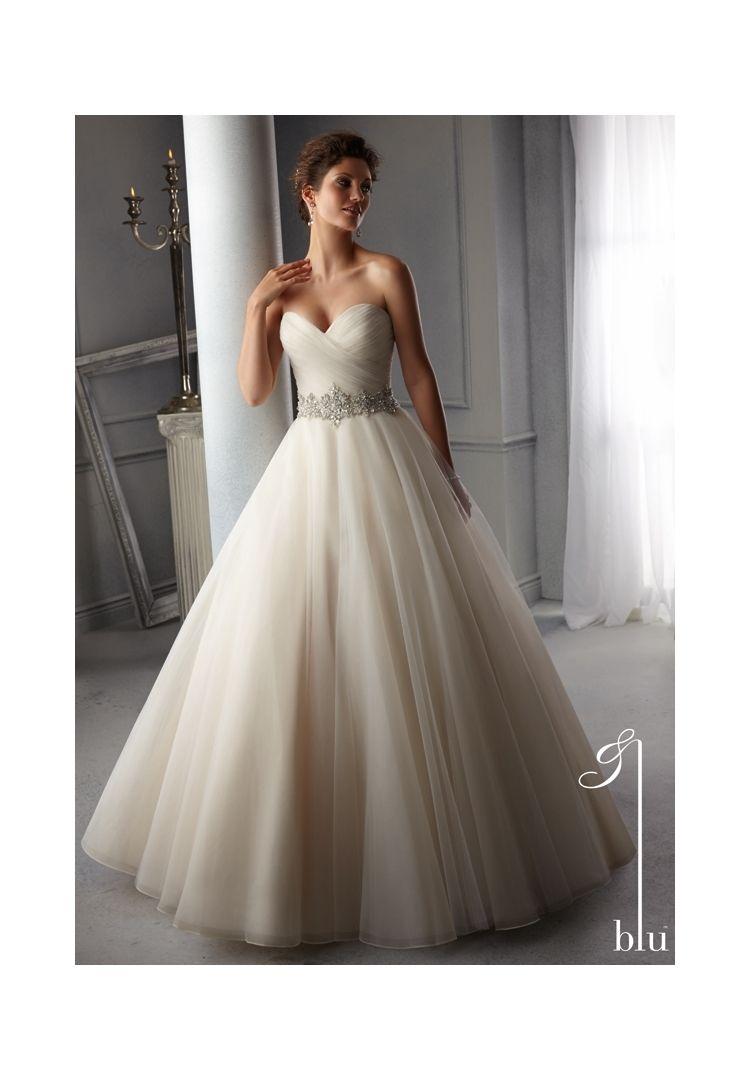 Mori lee gold wedding dress   Wedding Gowns  Dresses  Intricately Beaded Waistband on