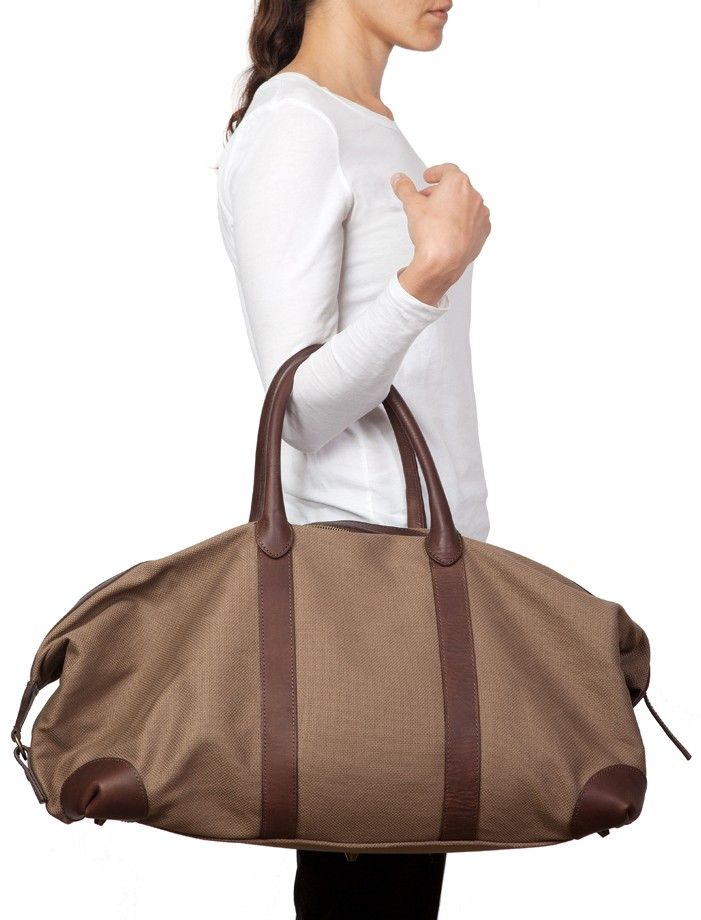 Overnight Bag Brown. I want one to keep in my car. With spare ...