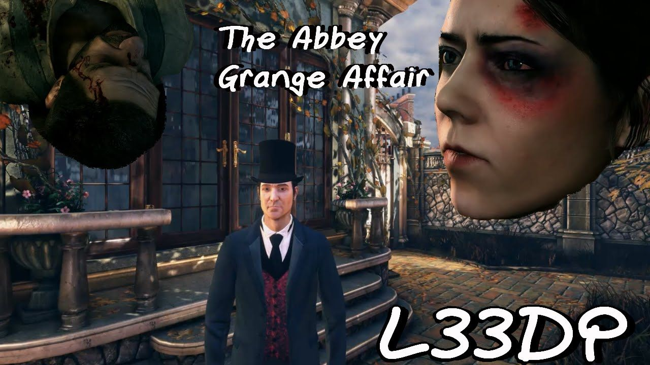 Sherlock Holmes Crime And Punishment Case 4 The Abbey Grange Affair 1 Crime Holmes Sherlock Holmes