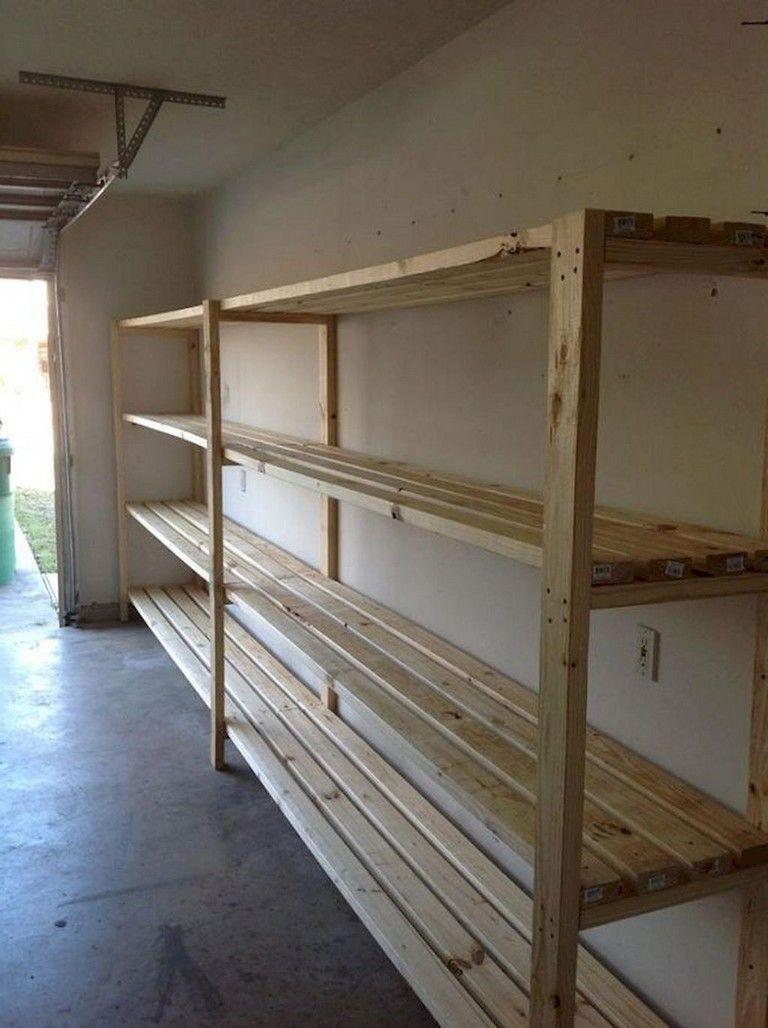 40 Smart Garage Storage Organization Ideas Diy Garage Storage