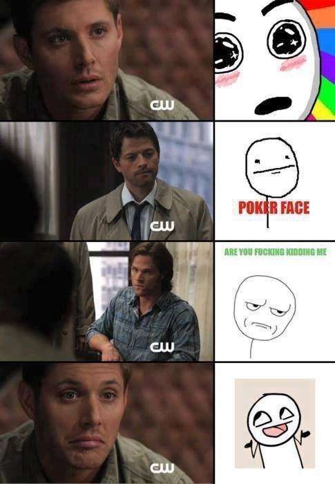 #Supernatural #funny | Supernatural | Supernatural ...