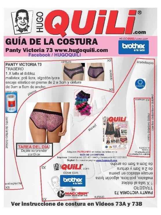 Image result for www.hugoquili.com descarga patrones gratis ...
