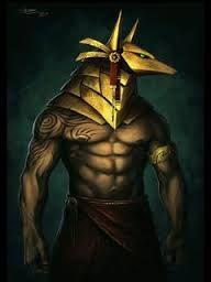 Resultado De Imagen Para Anubis Egyptian God Wallpaper