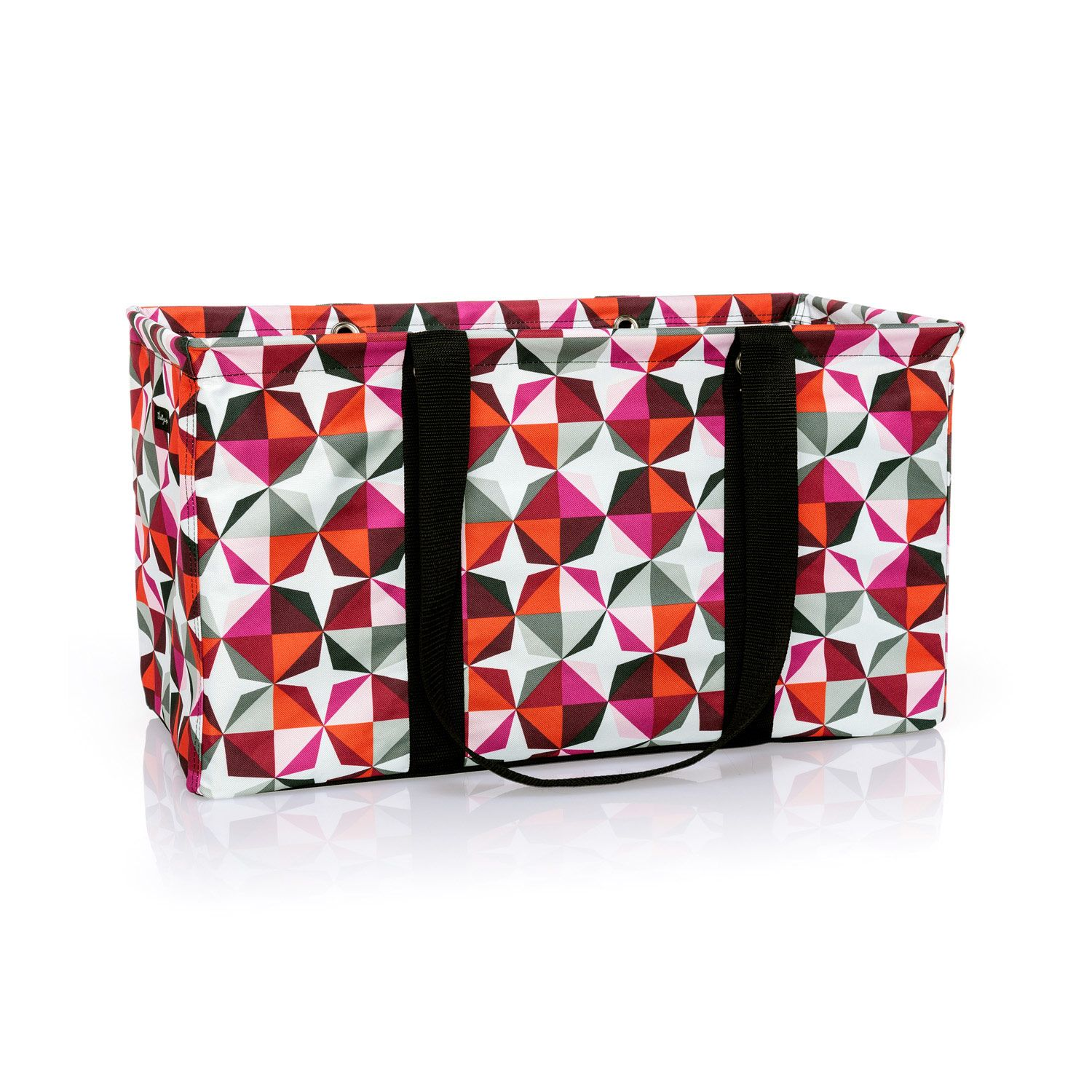 3d7fa8552a21 Large Utility Tote - Camo Crosshatch | Thirty-One Under $40 | Large ...