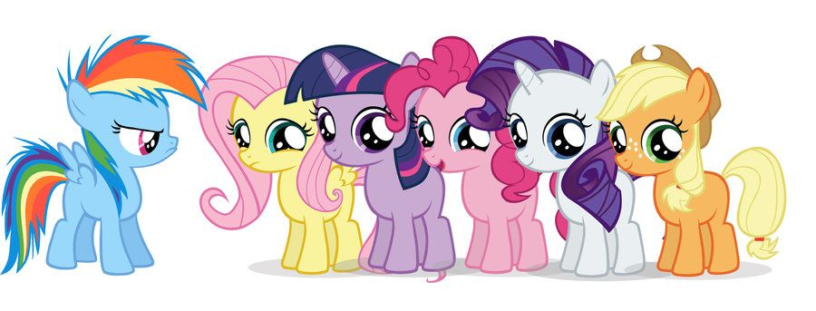 MLP, Ponies and Google on Pinterest