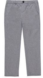 Paul Smith Woven Pique Trousers-Blue