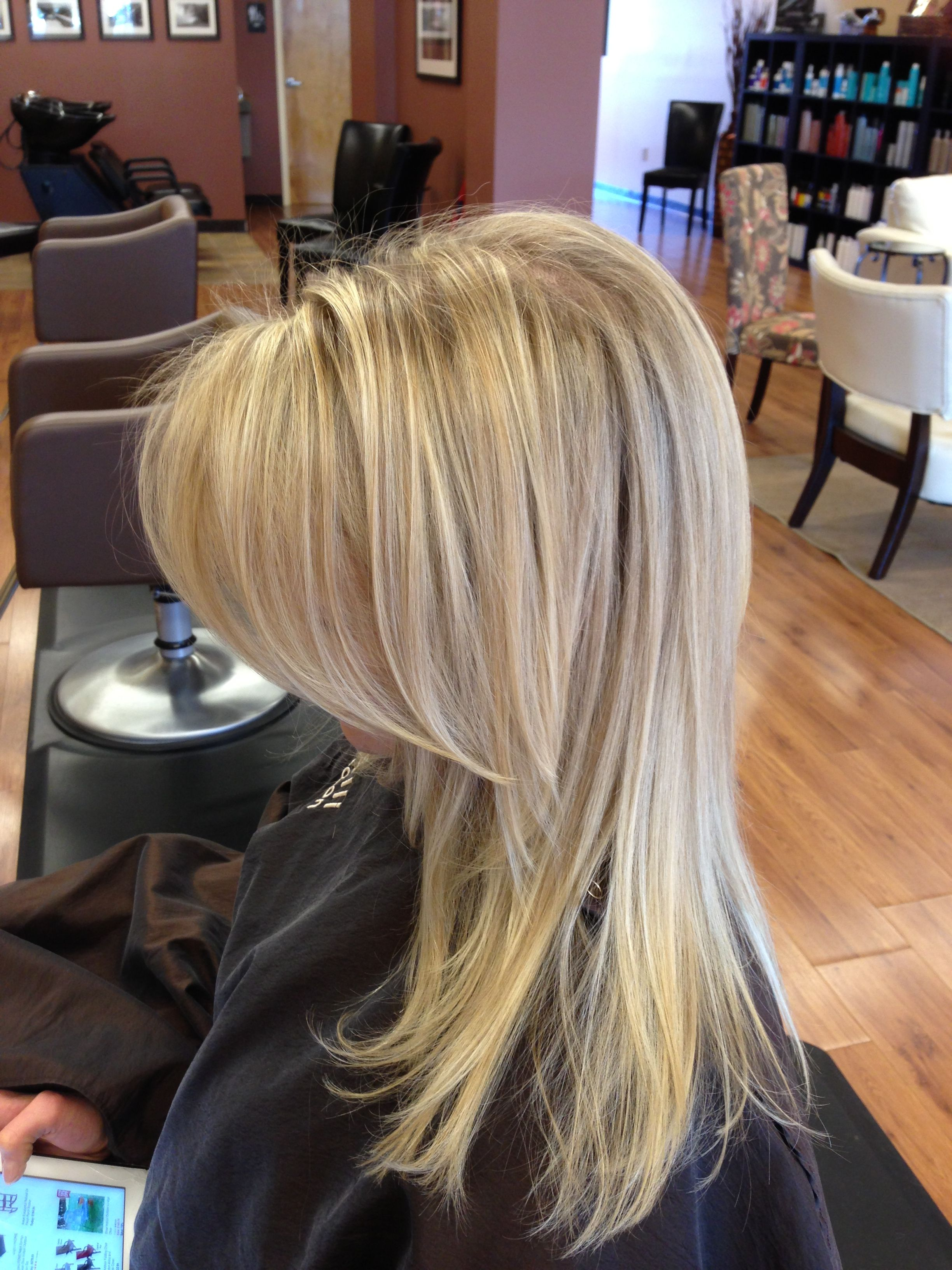 Natural cool toned blonde by Lindsey Getting FANCY