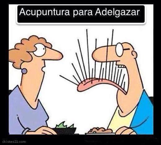 Adelgazar con acupuntura en fuenlabrada