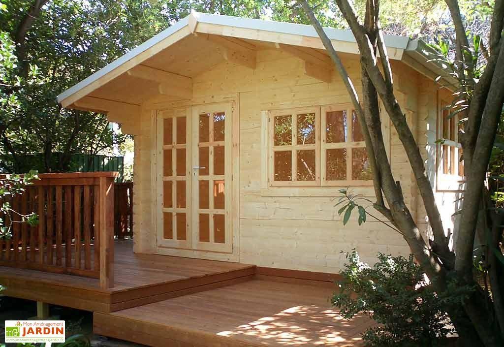 de Jardin Bois Wales (399x299x270) 34 mm - plan de cabane de jardin